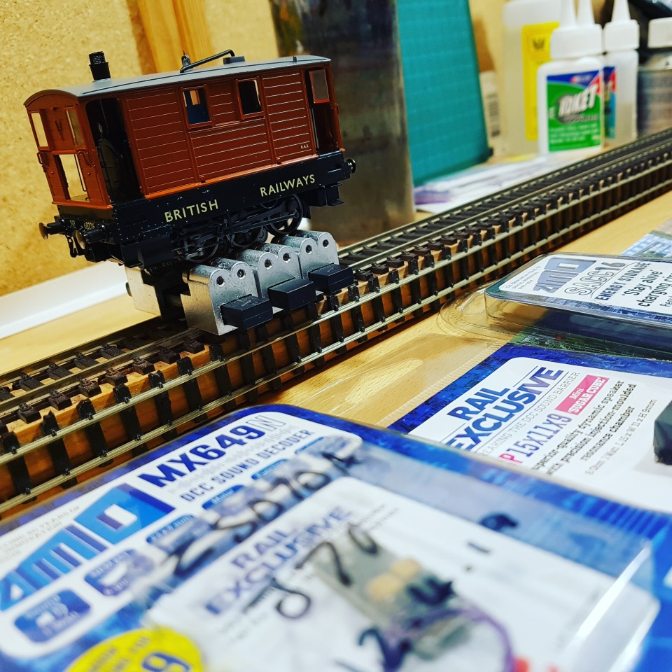 DCC Equipment for the J70